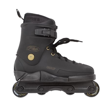 PATINES RAZORS CULT GOLD