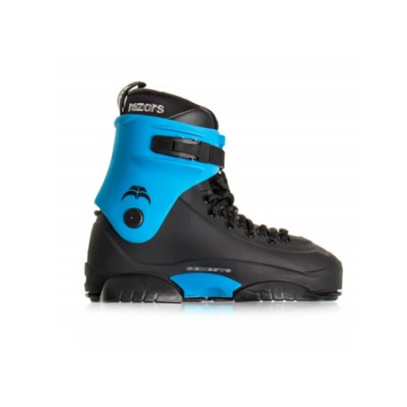 PATIN RAZORS GENESYS LE BLACK/BLUE ( Solo bota )